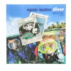 Manuel PADI Open Water - Version RDP.