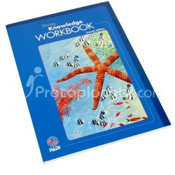 PADI Pro - Manuel Knowledge Workbook.